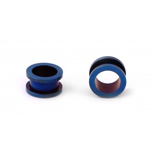 Tunel albastru 14mm