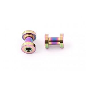 Tunel multicolor-4mm